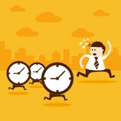 Are you Running out of Time?  Delays Are Costly.