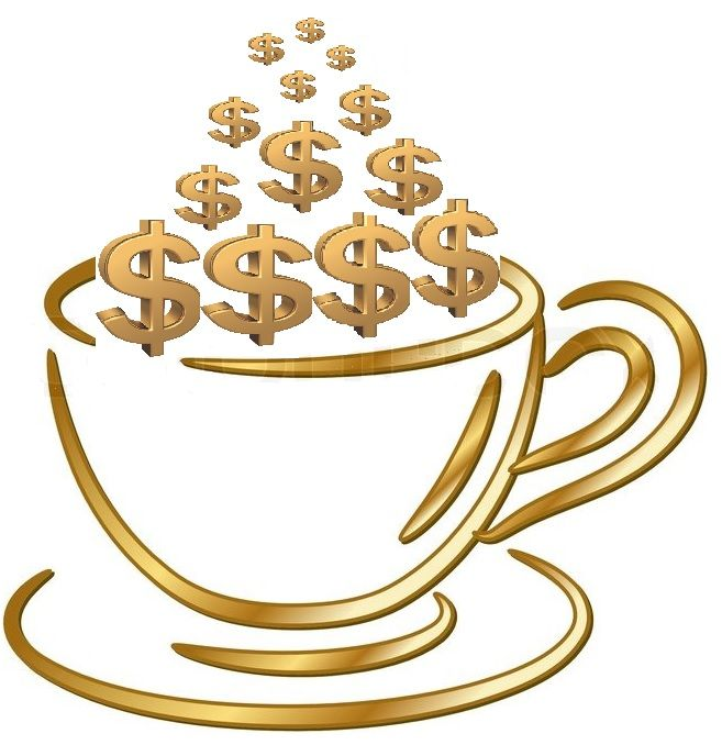 A $600,000 Cup of Coffee!?