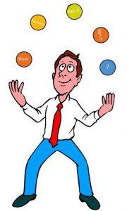 Juggler Talencio
