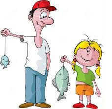 dad-daughter-fish