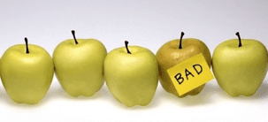 One Bad Apple: The Cost of a Bad Hire