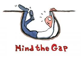 The Knowledge Train is Leaving! Mind the Gap.