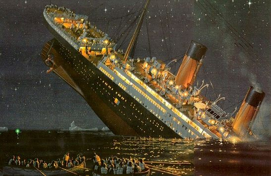 Anxious? Don't Go Down With the Titanic!