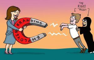Employer branding Magnet