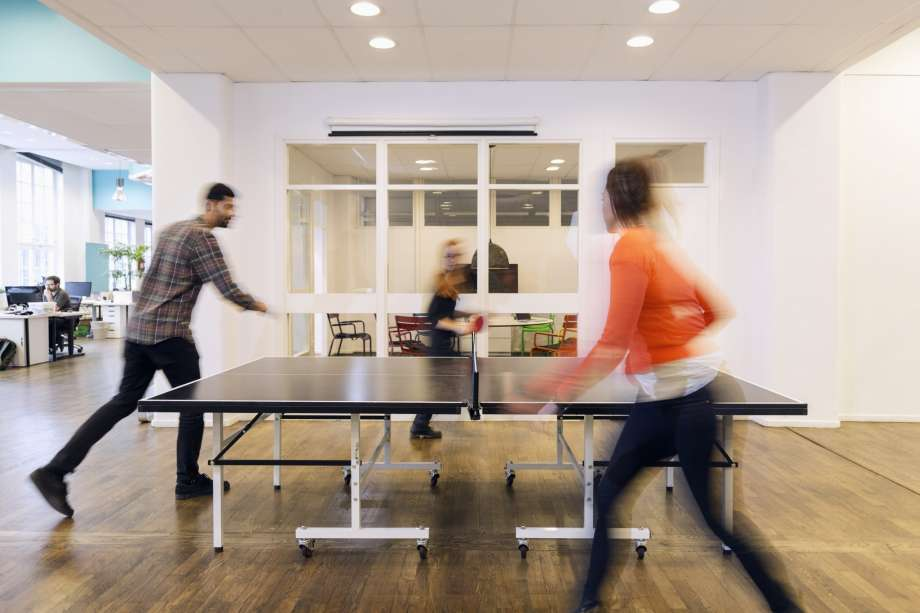 Employment Today: Going Beyond Ping Pong and Free Food