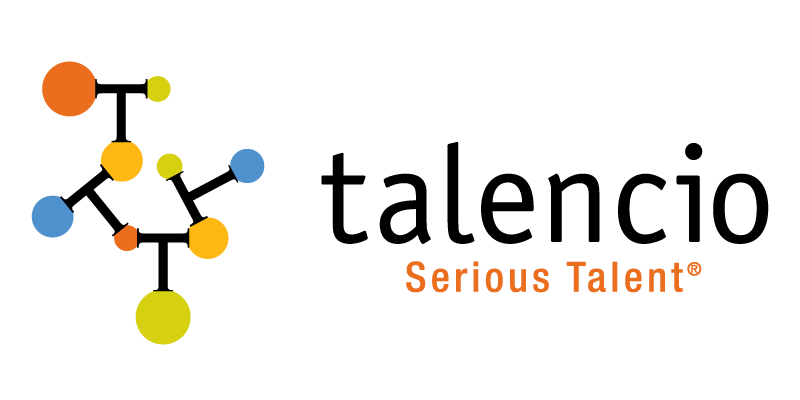 Talencio Logo - Serious Talent