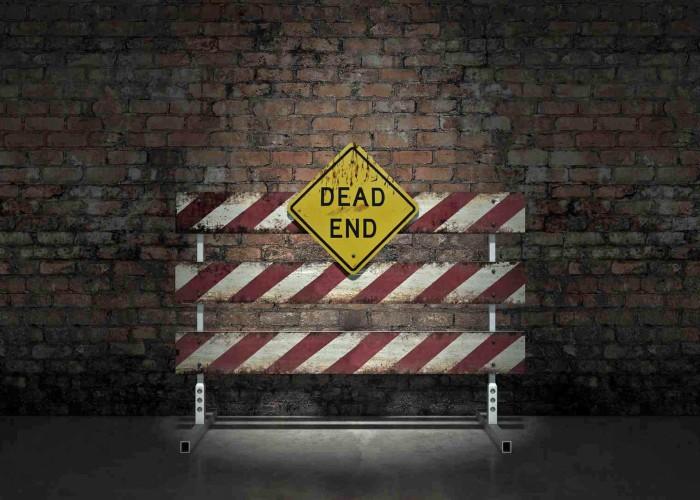 Dead End | Talencio | Applying For Jobs: How to Avoid a Dead End