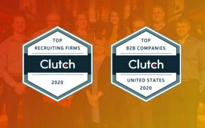 """Talencio Named as """"Top Recruiting Firm"""""""