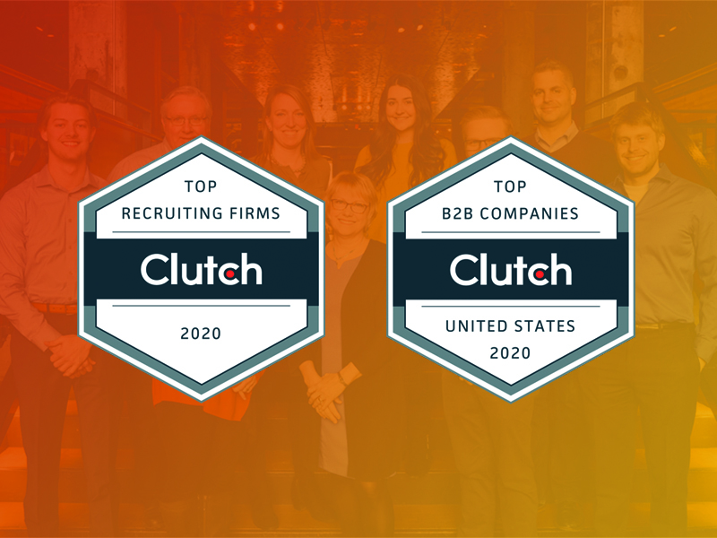 "Talencio Named as ""Top Recruiting Firm"" 